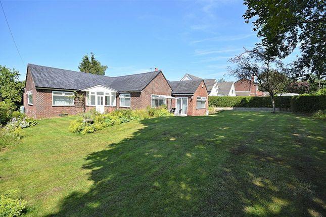Detached bungalow for sale in Townscliffe Lane, Marple Bridge, Stockport