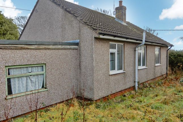 Thumbnail Detached bungalow for sale in Holmglade, Drigg, Holmrook, Cumbria