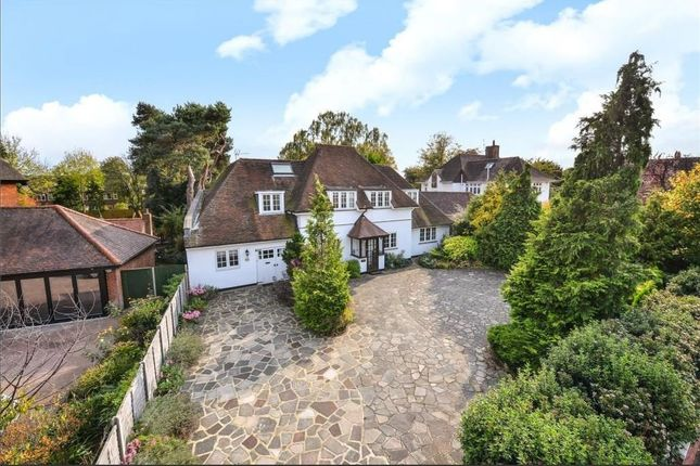Thumbnail Detached house for sale in Rectory Lane, Sidcup