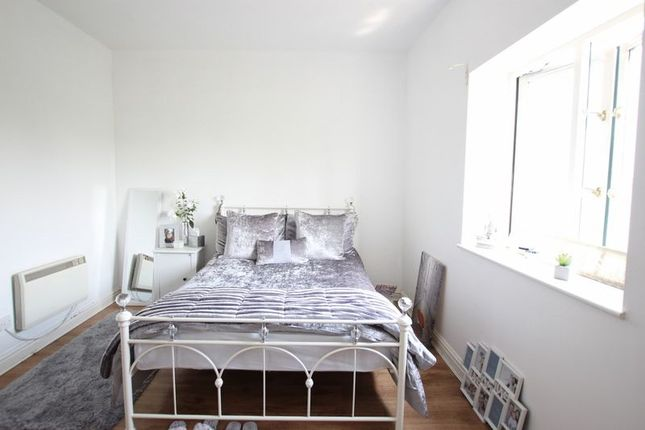 Bedroom of Priory Wharf, Birkenhead, Wirral CH41