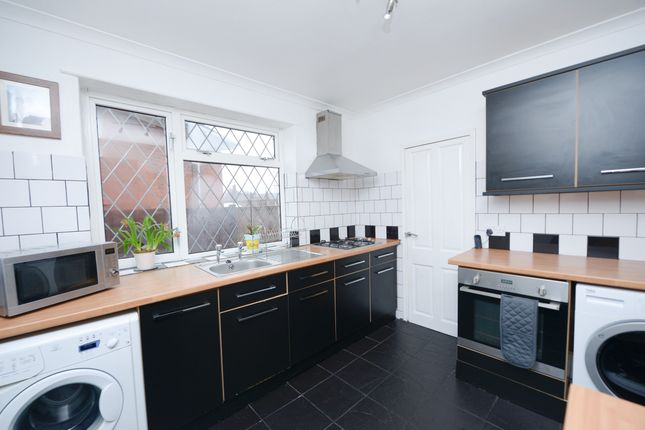 Thumbnail Semi-detached house for sale in Devonshire Avenue North, New Whittington, Chesterfield