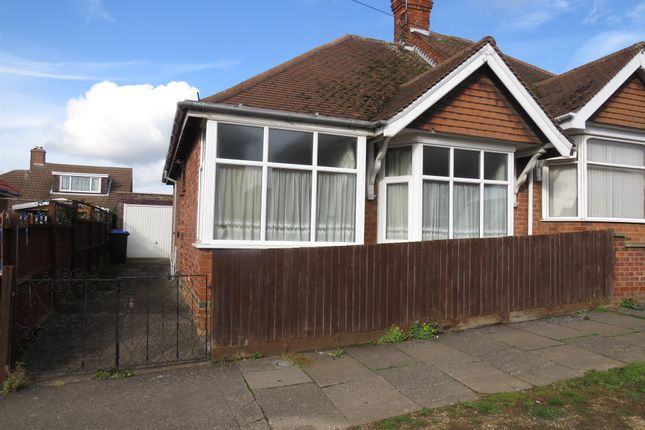 Thumbnail Semi-detached bungalow for sale in Norton Road, Kingsthorpe, Northampton