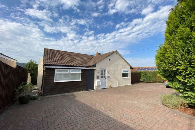Thumbnail Detached bungalow for sale in Eastfield Road, Hutton, Weston-Super-Mare