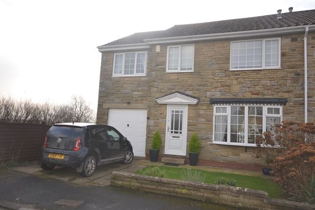 Thumbnail Semi-detached house for sale in Welbourn Drive, Seamer, Scarborough