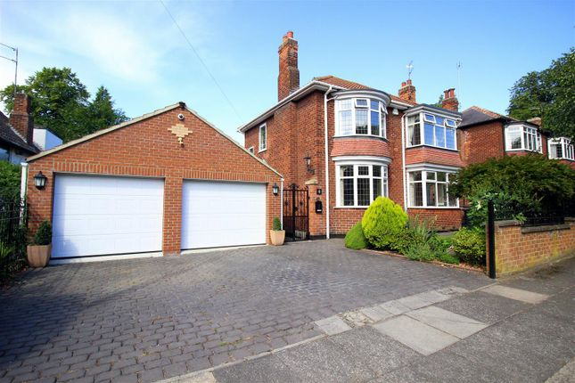 Thumbnail Detached house for sale in Greenmount Road, Darlington