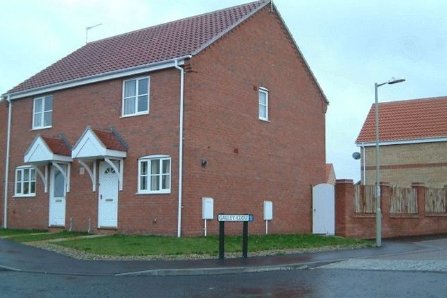 Thumbnail Semi-detached house to rent in Anchor Way, Carlton Colville, Lowestoft