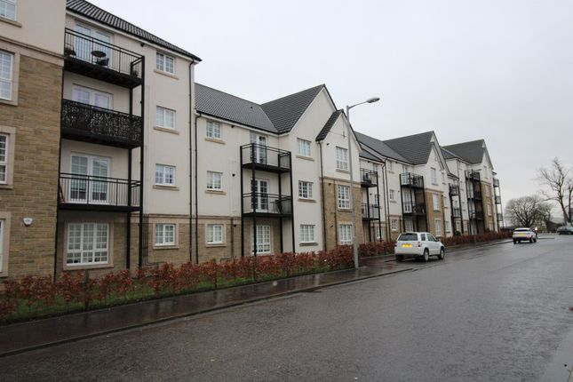Thumbnail Flat to rent in Crown Crescent, Larbert