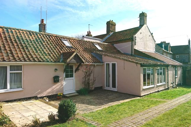 Thumbnail Barn conversion to rent in High Street, Mundesley, Norwich