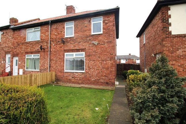 Thumbnail Semi-detached house to rent in Surrey Terrace, Birtley, Chester Le Street