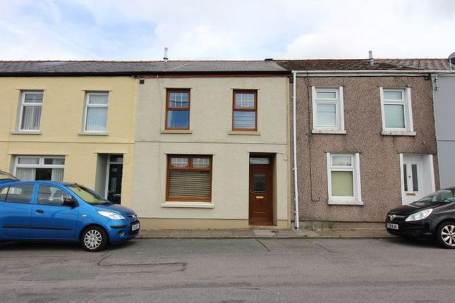 Thumbnail Terraced house for sale in Whitworth Terrace, Tredegar