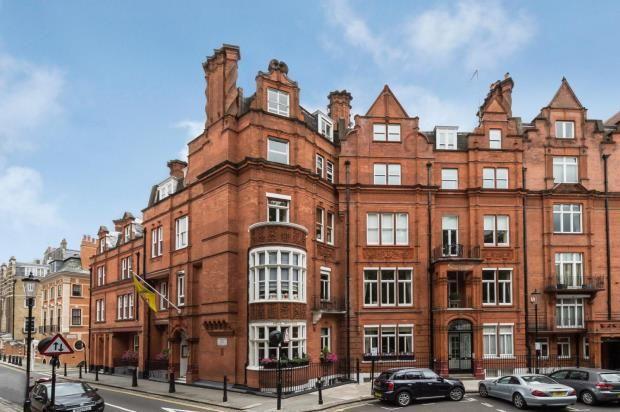 Thumbnail Flat to rent in Hans Place, Knightsbridge, London