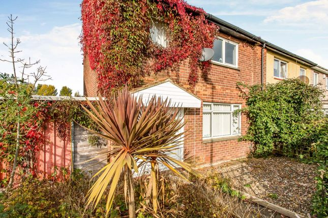 Thumbnail End terrace house for sale in The Willows, Jarrow