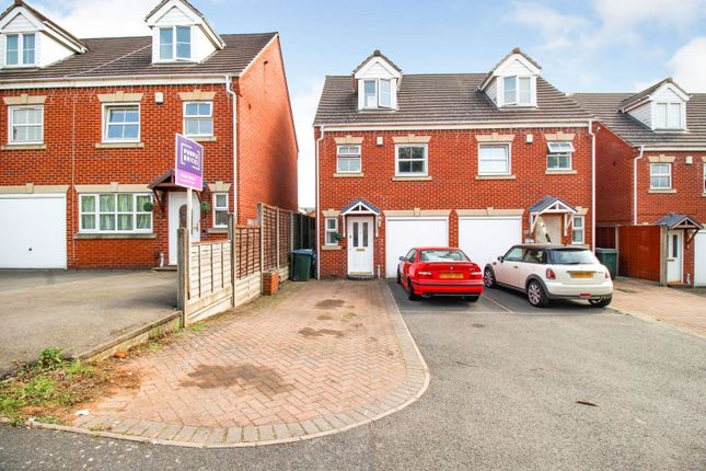 Front View of Maple Walk, Longford, Coventry CV6