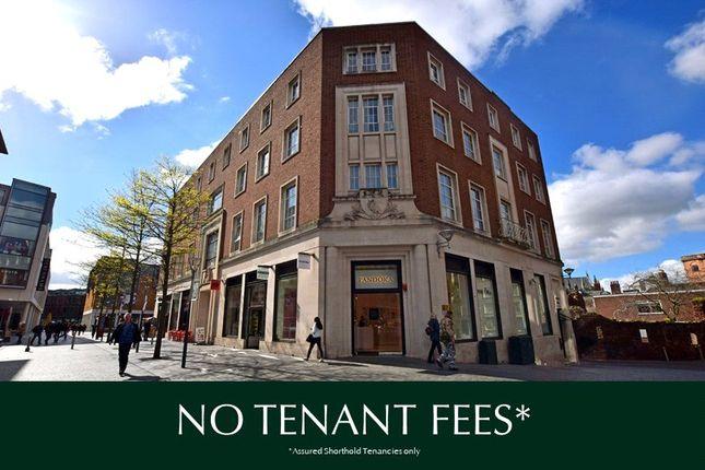Thumbnail Flat to rent in 14 Bedford Street, Exeter, Devon