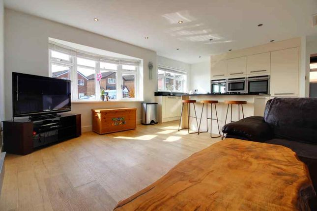 Thumbnail Semi-detached bungalow for sale in Houseman Drive, Longton, Stoke-On-Trent