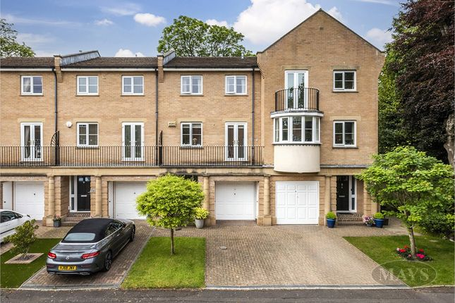 Thumbnail Town house for sale in Cheyne Gardens, Westbourne, Bournemouth