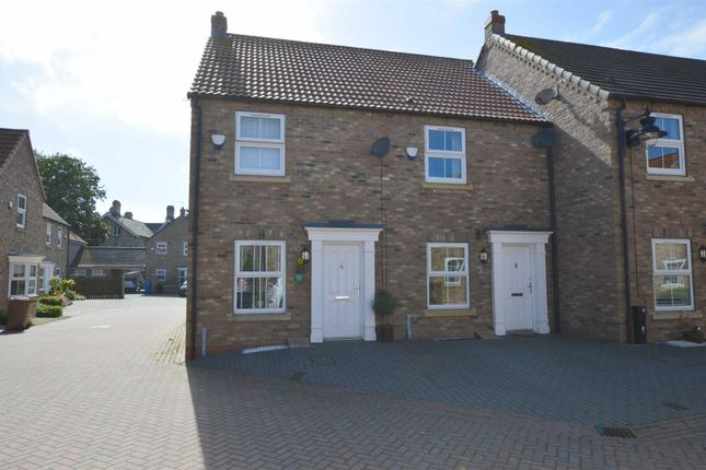 Thumbnail End terrace house to rent in High Bow, Back Westgate, Hornsea