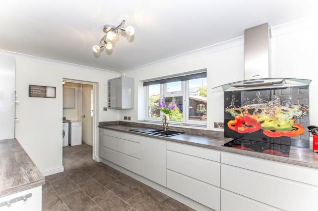 Kitchen of Lauras Close, Great Staughton, St. Neots, Cambridgeshire PE19