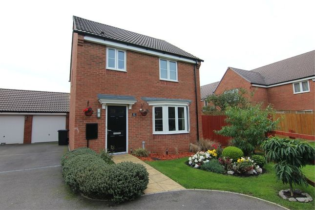 Thumbnail Detached house for sale in 81 Blackburn Way, North Somerset, Weston Super Mare