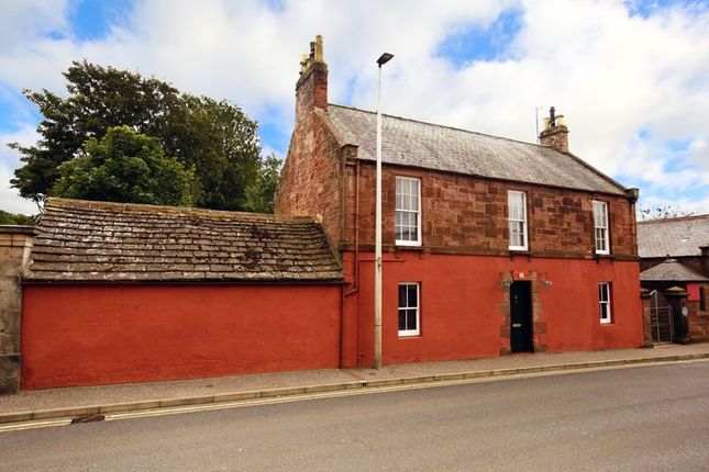 Thumbnail Detached house for sale in Ponderlaw Street, Arbroath