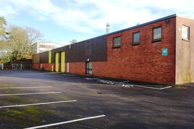Thumbnail Warehouse to let in Unit 51 Woolmer Trading Estate, Woolmer Way, Bordon, Hampshire