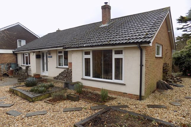 Thumbnail Detached bungalow for sale in Wildground Lane, Hythe