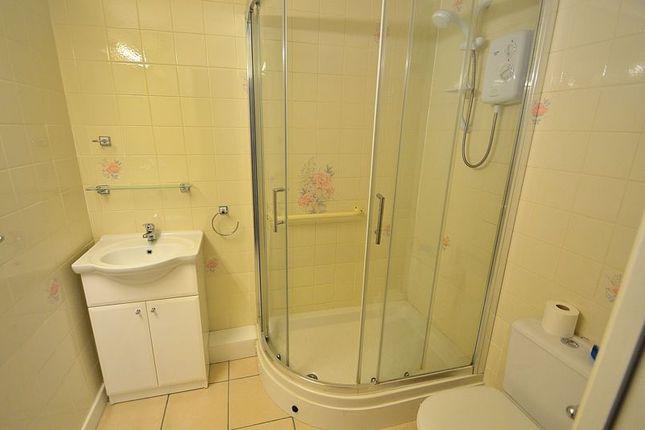 Shower Room of 22 Homepeal House, Alcester Road South, Kings Heath, Birmingham B14