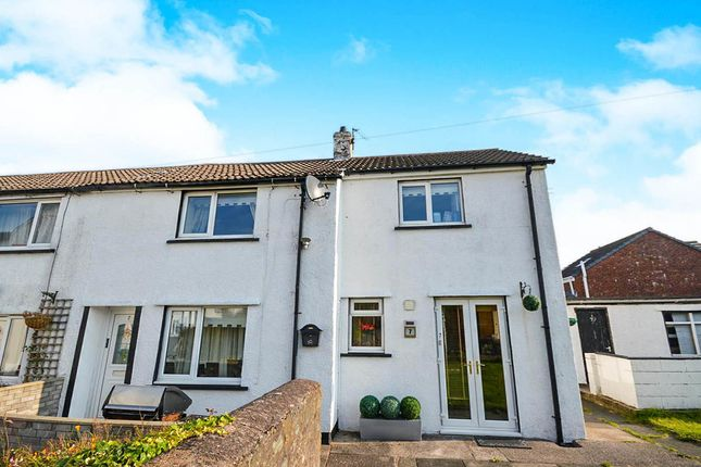 Thumbnail Semi-detached house to rent in Hall Garth, Great Clifton, Workington