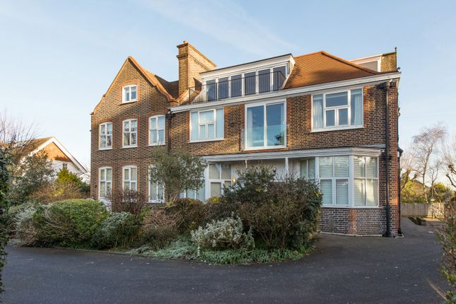 Thumbnail Flat for sale in Burghley Court, Burghley Road, Wimbledon