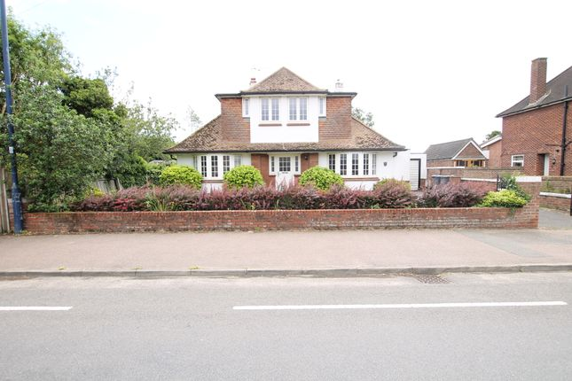 Thumbnail Detached house for sale in High Road East, Old Felixstowe