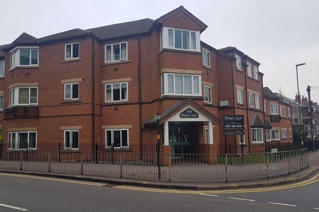 Thumbnail Property for sale in Pinner Court, High Street, Harborne