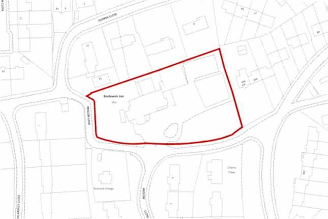 Land for sale in Prislow Lane, Falmouth