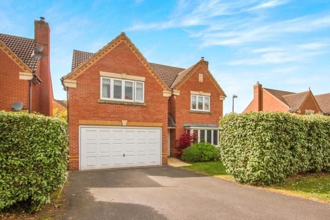 Thumbnail Detached house for sale in Johnson Road, Emersons Green, Bristol, Gloucestershire