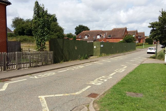 Thumbnail Land for sale in Old Grammar Lane, Bungay