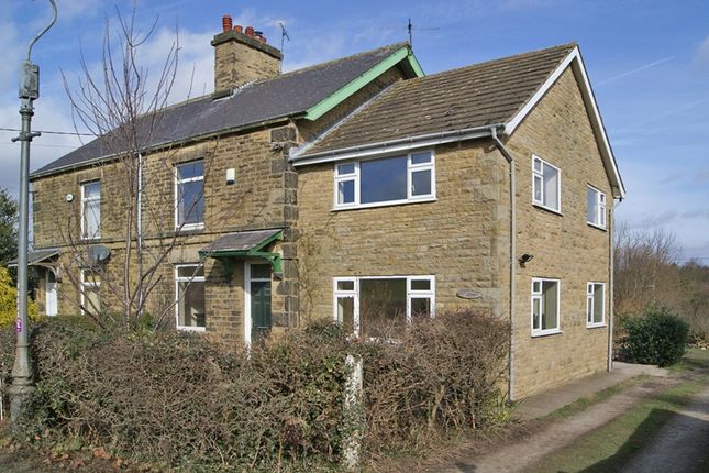 Thumbnail Semi-detached house to rent in Birkin Lane, Wingerworth, Chesterfield