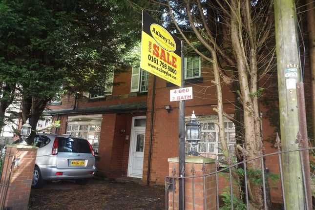 Thumbnail Semi-detached house for sale in Dartmouth Road, Whitefield, Manchester