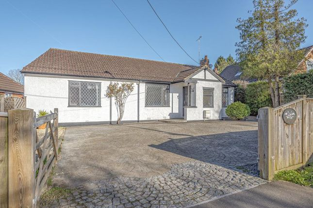 Thumbnail Detached bungalow for sale in Winkfield Row, Bracknell