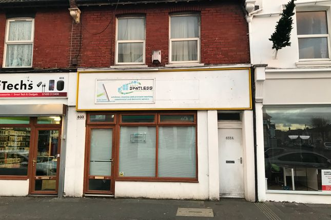 Retail premises to let in 833 Christchurch Road, Boscombe, Bournemouth