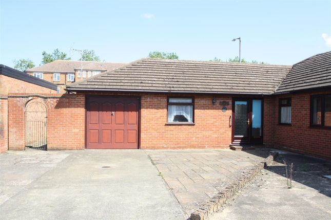 3 bed semi-detached bungalow for sale in Sandringham Place, Bletchley, Milton Keynes MK2