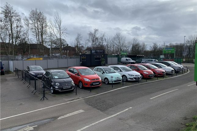 Thumbnail Land to let in Car Sales Pitch, Picow Farm Road, Runcorn, Cheshire