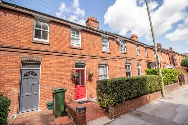 Thumbnail Terraced house to rent in Winchester Road, Basingstoke
