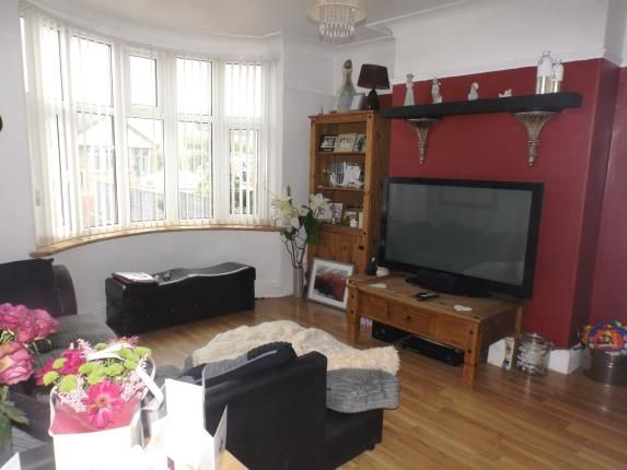 Lounge of Dyserth Road, Rhyl, Denbighshire LL18