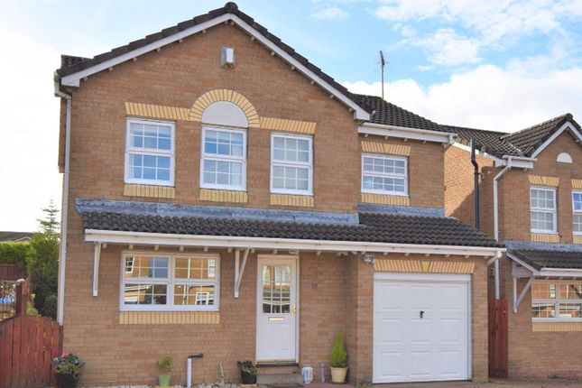 Thumbnail Detached house for sale in Woodlands Crescent, Johnstone