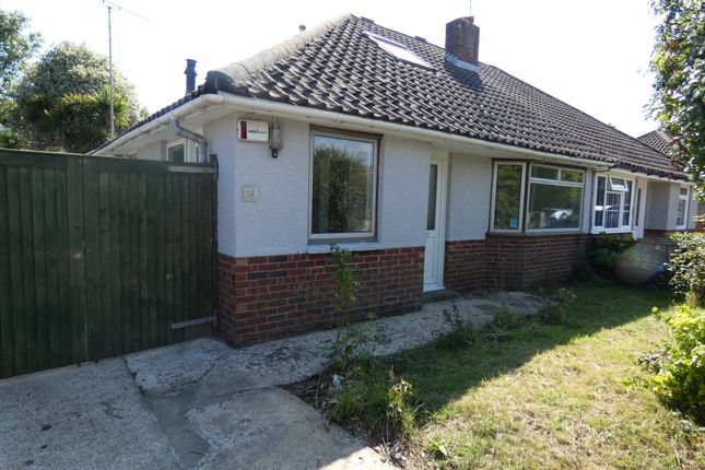 4 bed semi-detached bungalow to rent in Hearnfield Road, Wick, Littlehampton BN17