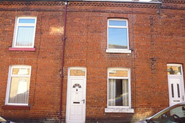 Thumbnail Terraced house to rent in Hampton Road, Scarborough