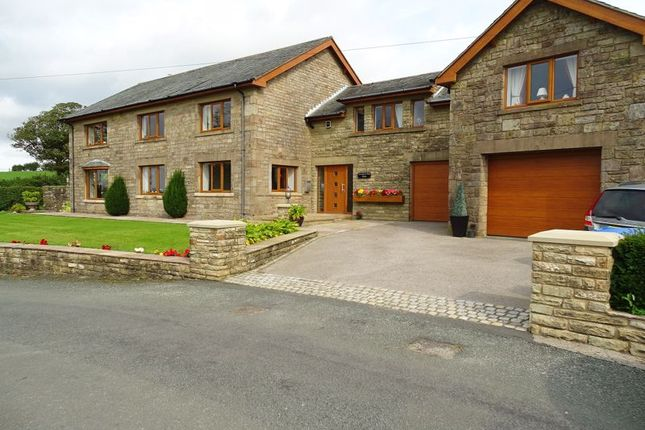 Thumbnail Detached house for sale in Windmill Lane, Brindle, Chorley