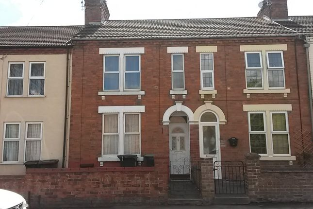 Thumbnail Terraced house for sale in Washbrook Road, Rushden