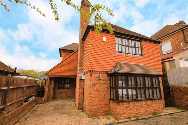 Thumbnail Detached house for sale in Cavendish Avenue, St Leonards-On-Sea, East Sussex