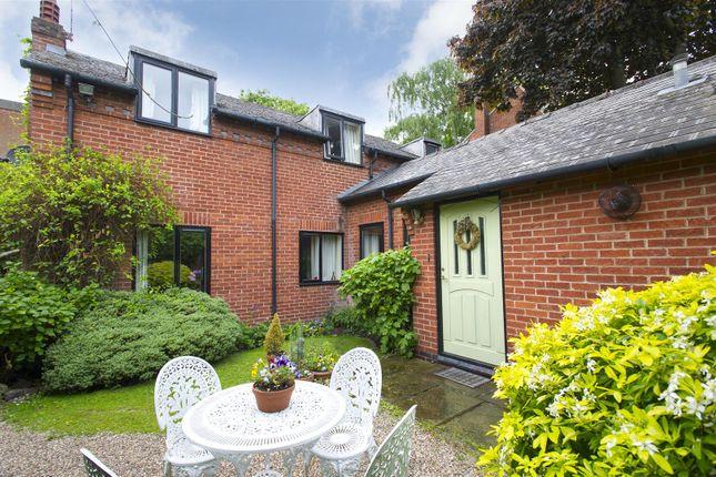 Thumbnail Detached house for sale in Cavendish Crescent North, The Park, Nottingham