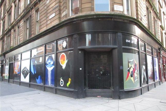 Thumbnail Retail premises to let in 31-39 Trongate, Glasgow